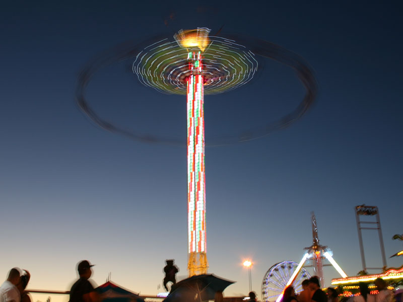 Perth Royal Show is Perth's largest attended festival and held at Claremont Showgrounds for a week each year.