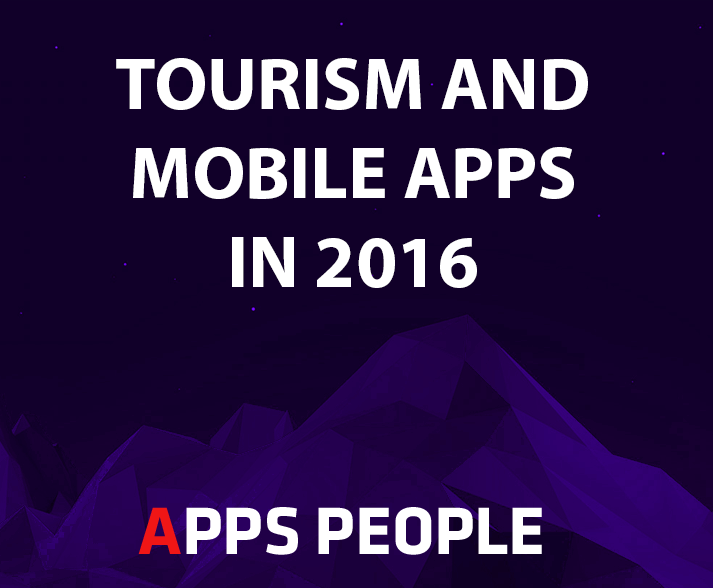 Tourism and mobile apps