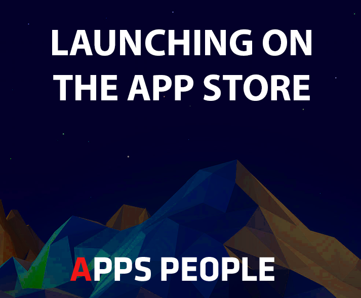 Launching your app on the App Store