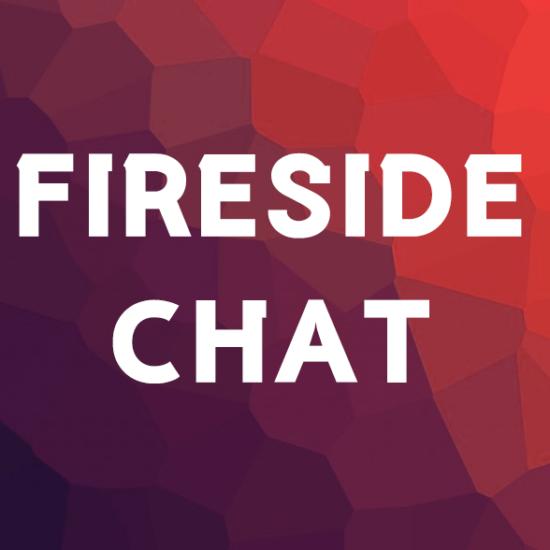 Mobile app fireside chat