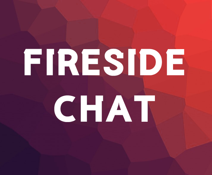 Mobile app fireside chat